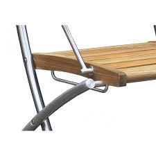 design klappstuhl klappstuhl 2 er set sidney akazie edelstahl