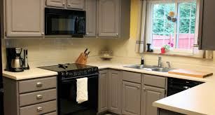 Staining Kitchen Cabinets Without Sanding Kitchens How To Repaint Kitchen Cabinets Without Trends Also
