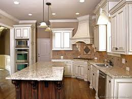 Great Kitchen Cabinets Great Kitchen Color Ideas With Antique White Cabinets 50 For With