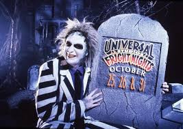 past themes of halloween horror nights hhn i beetlejuice welcomes you to fright nights the hhn yearbook
