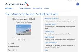 gift card purchase online amex platinum airline credit 200 400 an american airlines