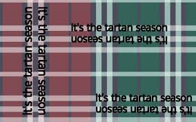 Define Tartan by Princesse Metropolitaine Must Have Fall Winter 2016 17 Tartan