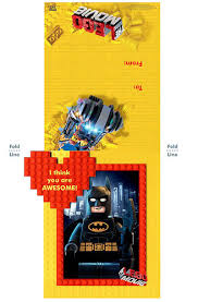 batman valentines card the lego s day printables the brick fan