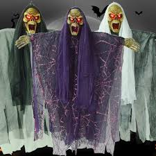 halloween decorations ghost online get cheap hanging ghost decorations aliexpress com