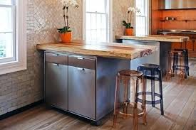 cuisine avec bar table table bar rangement table haute de cuisine avec rangement simple