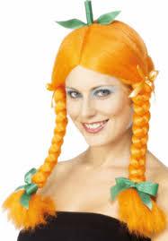 pumpkin wig funny wigs u0026 toupee u0027s at escapade uk escapade