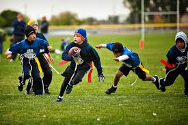 Kids Playing Backyard Football Images Of Fall Football Kids Playing Sc