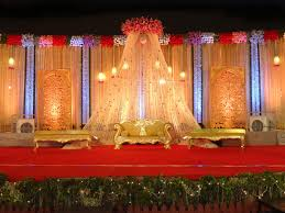 wedding decorator stage decoration for indian wedding indian wedding stage