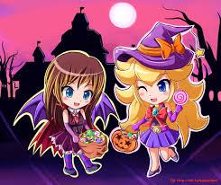 halloween anime pics chibi galeria chibi