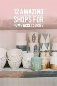 12 amazing shops for home accessories lark u0026 linen shopping