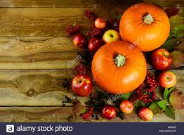 autumn background with seasonal vegetables and fruits