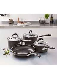 linea cuisine linea aluminium pots pans at house of fraser
