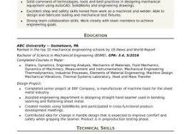 engineering resume template word mechanical engineering resume template word best of civil engineer