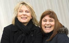 Awn French Dawn French On Her Jealousy Towards Jennifer Saunders After Ab Fab