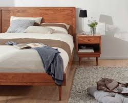 bed frames scandinavian platform bed queen bolig bed uk dania