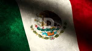 Mexixan Flag Mexico Flag Hd Background Loop Youtube