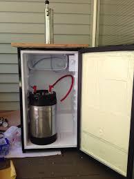 Mini Fridge Kegerator How To Build A Cold Brew Kegerator Ground City