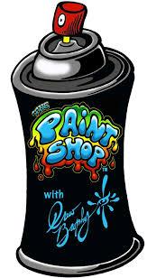 Spray Cans Paint - spray paint can cartoon pilotproject org