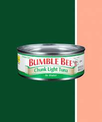 bumble bee chunk light tuna bumble bee canned tuna product recall