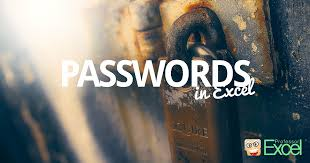 passwords in excel everything about locking and unlocking