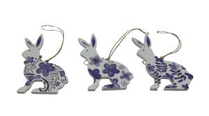 Cheap Easter Decorations Uk by Easter Bunny Decorations By Gisela Graham Gifts From Handpicked