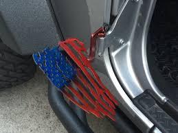 jeep american flag patriotic american flag custom jeep foot pegs cj yj tj or j k