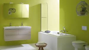 salle de bain vert et marron salle de bain verte et marron
