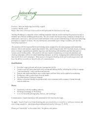summer job cover letter examples medical billing professional