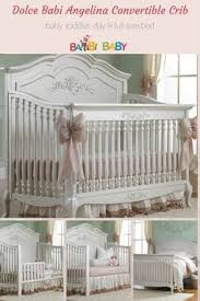 Baby Crib Convertible To Toddler Bed Pali Cristallo Convertible Crib In Vintage White Convertible
