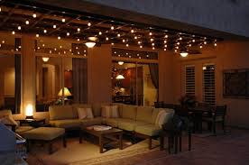 Outside Patio Lights 15 Alluring Deck Lighting Ideas With Pictures Homes Innovator