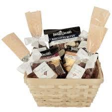 Best Friend Gift Basket Chocolates U0026 Biscotti Gift Basket To Send Best Friend Gifts