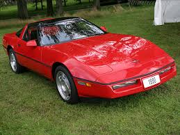1986 corvette review 1986 c4 corvette guide overview specs vin info