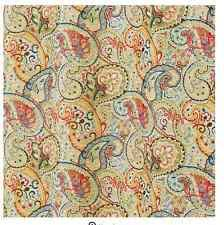 Turquoise Paisley Curtains Paisley Shower Curtains Ebay