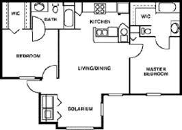 2 bedroom floor plan pointe vista 1 and 2 rentals orlando fl apartments com