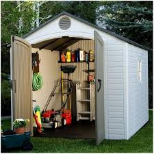backyards terrific outdoor storage shed 6405 the home depot 1