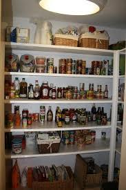 organized walk in pantry organization pinterest pantry