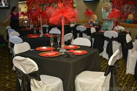 Red And Black Bedroom by Red And Black Masquerade Party Michigan Party Planner
