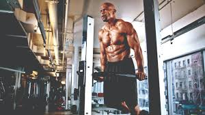 never stand still terry crews keeps lifting and