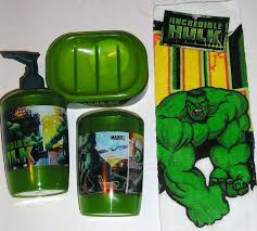 Super Hero Bathroom Set Hulk Bathroom Set Piece Bathroomset The Hulk Luke U0027s Bathroom