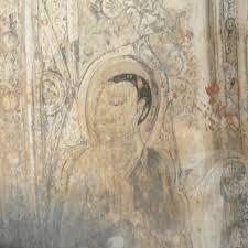 dr kim the most magical temple in bagan khay min gha temple wall mural near buddha khay min gha temple