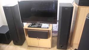 home theater stereo poor man u0027s home theater and stereo setup 2015 youtube