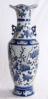 Chinese Blue And White Vase A Blue And White U0027phoenix U0027 Vase Yuhuchunping Yuan Dynasty