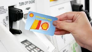 prepaid gas cards shell refillable card shell united states