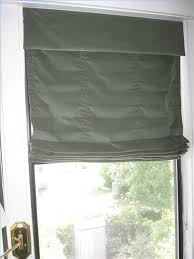 Roman Shades Valance How Do Roman Shades Work Hunker