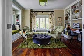 Window Seat In Dining Room - 36 fabulous home libraries showcasing window seats