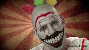 how to create a twisty the clown costume look