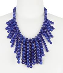 beaded statement necklace images Women 39 s statement necklaces dillards jpg