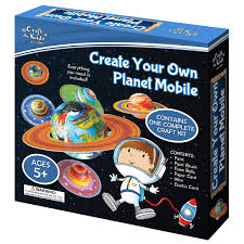 create your own planet mobile by craft for kids u2013 daves deals