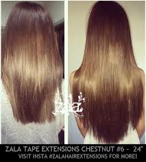 24 inch extensions zala hair extensions chestnut brown 6 24 inch hair