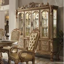 The Styling Hutch China Hutch And Buffets Wayfair
